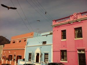 Bo Kaap, the colorful Cape Malay neighborhood