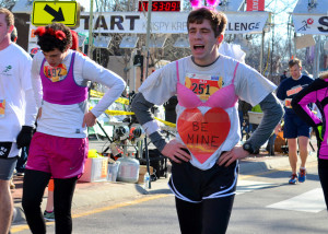 Krispy Kreme Challenge. Credit Suzie Tremmel via Flickr Creative Commons.